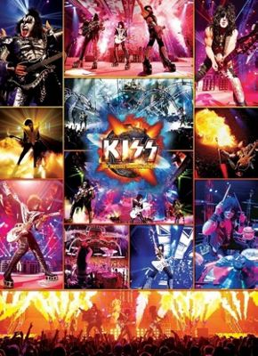 KISS - The Hottest Show on Earth - 1000pc Puzzle