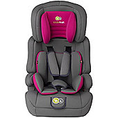 KinderKraft Comfort Up Car Seat 1-2-3 - Pink