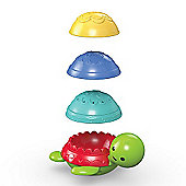 Fisher-Price Stack & Strain Bath Turtle