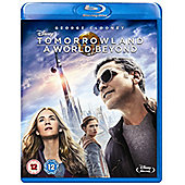 Tomorrowland A World Beyond Blu-ray