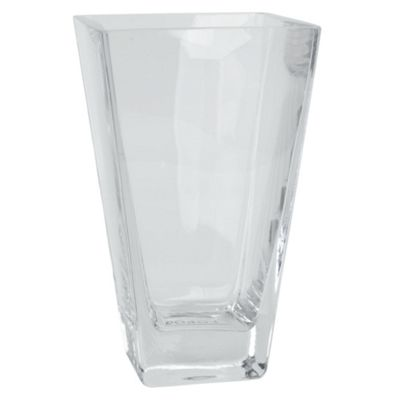 Tesco Conical Tank Vase 25Cm