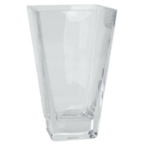 Tesco Conical Tank Vase 25Cm