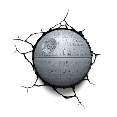 3D Light FX Star Wars Death Star 3D Deco Light