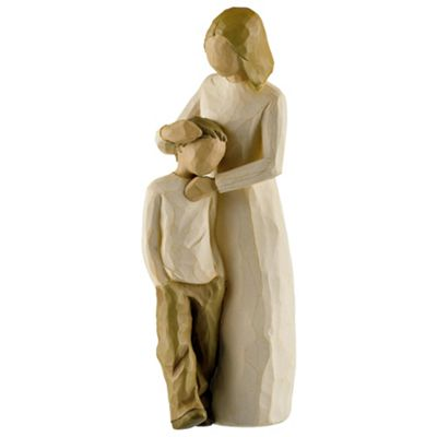 buy enesco willow tree mother and son ornament from our. Black Bedroom Furniture Sets. Home Design Ideas
