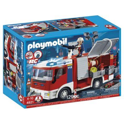 Playmobil 4821 Fire Engine