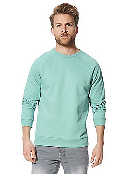F&F Crew Neck Sweatshirt - Mint