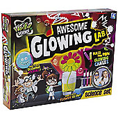Weird Science Awesome Glowing Lab Science Set