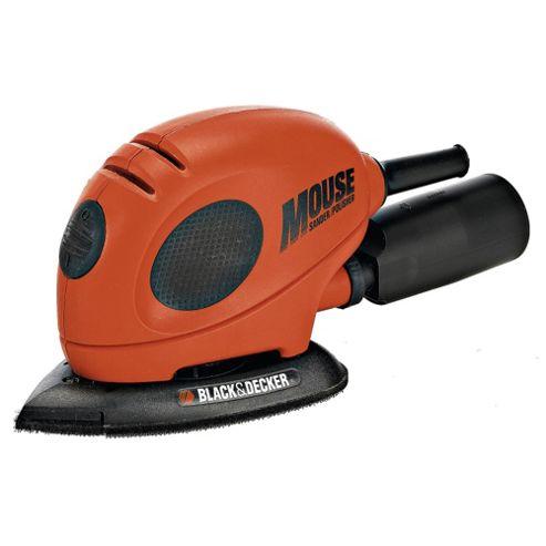 BLACK+DECKER 230V Corded Mouse Detail Sander KA161BC