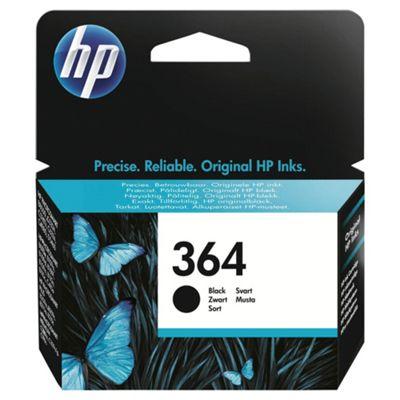 HP 364 Black Original Printer Ink Cartridge