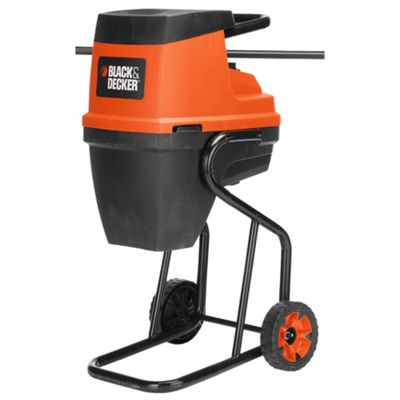 BLACK+DECKER GS2400 Quiet Shredder