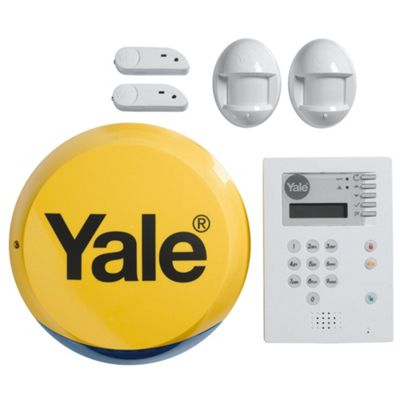 buy yale family alarm from our personal alarms burglar. Black Bedroom Furniture Sets. Home Design Ideas