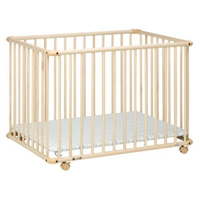 Geuther Geuther Lucy Small Playpen in Natural