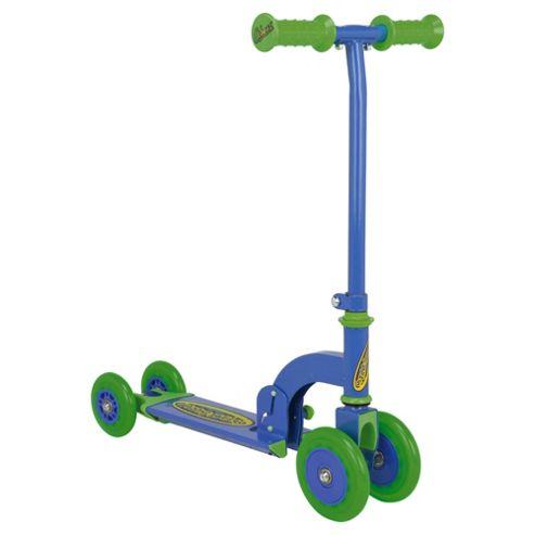 Ozbozz My First Scooter blue