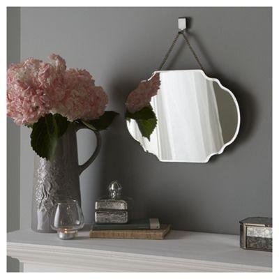 Fox ivy vintage hanging mirror