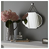 Fox & Ivy Vintage Hanging Mirror