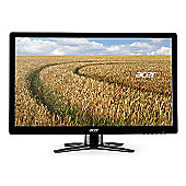 "Acer G6 G246HYLbid IPS 23.8"" LCD Monitor Black Full HD Gloss"