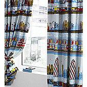 Inner City Curtains 72s
