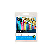 Tesco H21 Printer Ink Cartridge Combo