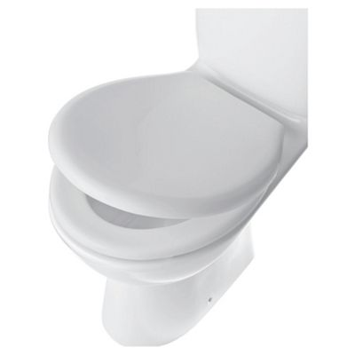 Buy Tesco Plastic Moulded Toilet Seat From Our Toilet