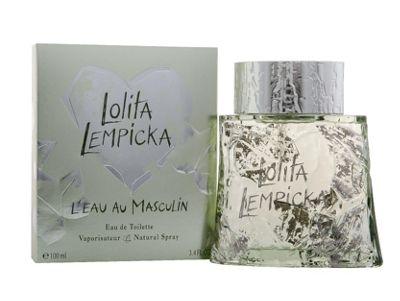 L.Lempicka L'Eau Au Masculin EDT 100ML