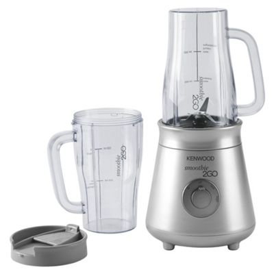 Kenwood SBO55 Smoothie 2GO Blender - Silver