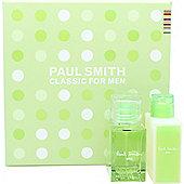 Paul Smith Men Gift Set 50ml EDT + 75ml Shower Gel For Men