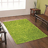 Spider Lime Green 70x140 cm Rug