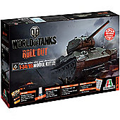 Italeri World Of Tanks T-34 /85 W36509 1:35 Military Model Kit