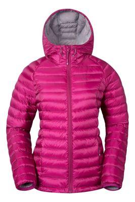 Mountain Warehouse Horizon Womens Hydrophobic Down Jacket ( Size: 8 )