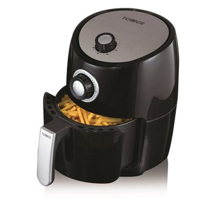 Tower 2.2 Litre Air Fryer - Black