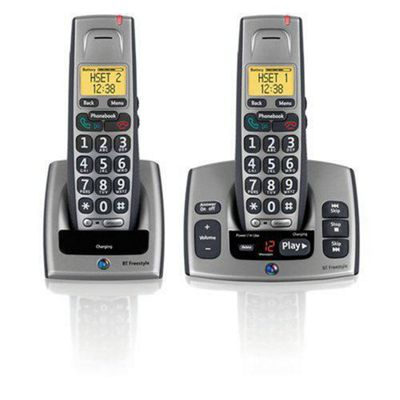 BT Freestyle 750 Cordless Telephone