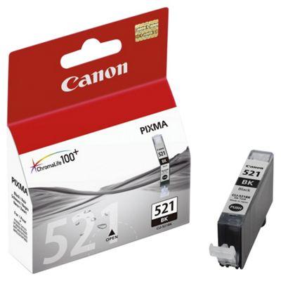 Canon CLI- 521 Black Ink Cartridge