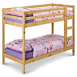 Ashley Pine Twin Shorty Bunk Bed