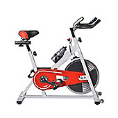 Homcom 13kg Spinning Flywheel Spin Bike Aerobic Training Cycling Exercise Cardio Workout Home Fitness