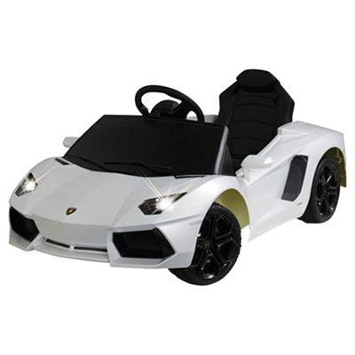 Lamborghini Aventador 6V Ride-on Car
