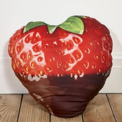 Scented Cushion - STRAWBERRY CHOCOLATE