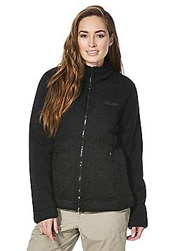 Regatta Ranita Faux Fur Lined Fleece - Black
