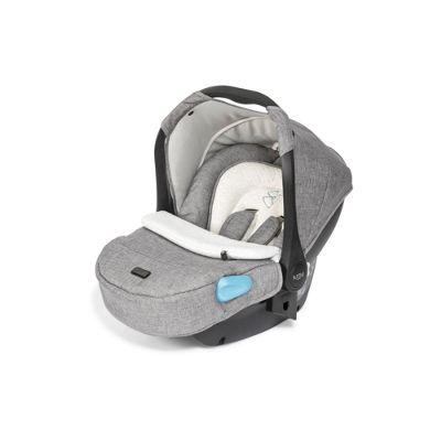 Tutti Bambini ByGo Isofix Car Seat - Charcoal