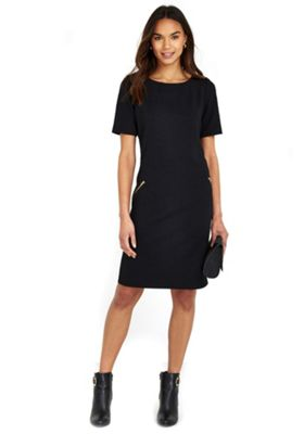 buy wallis textured shift dress from our s