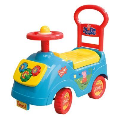 Peppa Pig Ride-On Car