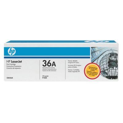 HP 36A LaserJet Smart Print Cartridge - Black