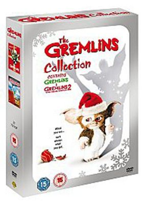 Gremlins/Gremlins 2 - The New Batch (DVD Boxset)