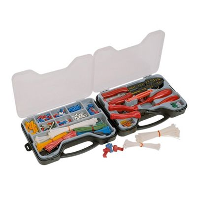 Clarke 399 Piece Auto & Home Electricians Set