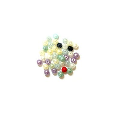 Craft Factory Pearls 5mm Multi