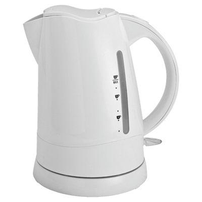 Tesco JKR17 1.7L 3KW Kettle White