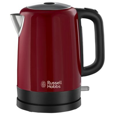 Russell Hobbs 20612 Canterbury Kettle, Red