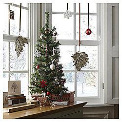 3ft Pre Lit Christmas Tree 20 Warm White Leds