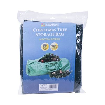 The Christmas Workshop 142x72cm Christmas Tree Storage Bag