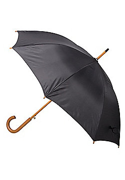 Mountain Warehouse Classic Umbrella - Plain - Black
