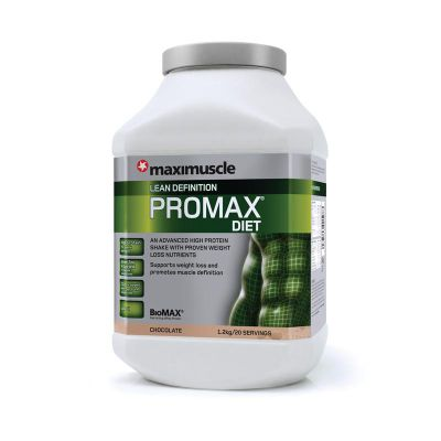Maximuscle Promax Diet 1.2kg Chocolate